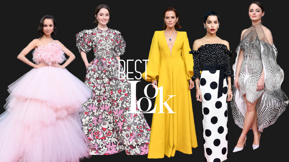 Golden Globes 2020 – red carpet total look